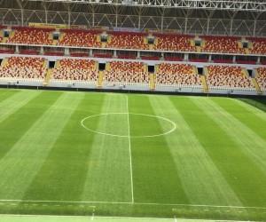 Malatya Stadyumu'na yüksek kalite onayı verildi