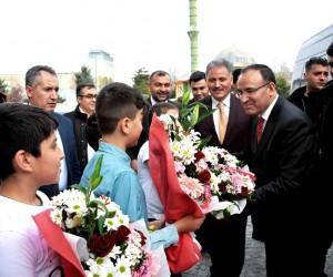 Başbakan Yardımcısı Bekir Bozdağ'ın Malatya ziyaretleri