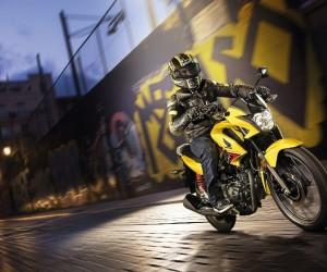 Şehirli motosiklet yeni CB125F yollarla buluşuyor