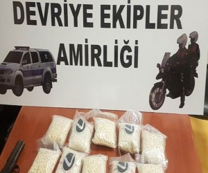 Gaziantep polisi uyuşturucu tacirlerine göz açtırmıyor