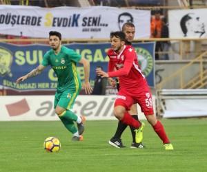 Hazırlık maçı: Boluspor: 6 - Fenerbahçe: 2