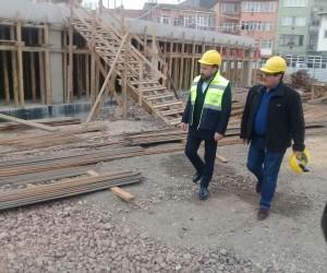 Başkan Doğan Mehmet Ali Paşa Mahallesi'nde incelemede bulundu