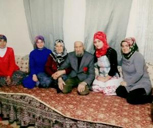 Hanönü AK Parti Kadın Kolları Kore Gazisini ziyaret etti
