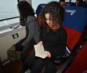 """İzmir'e """"yüzen kütüphane"""" geliyor"""