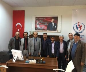Hisarcık köylerinden Mehmetçiğe bağış