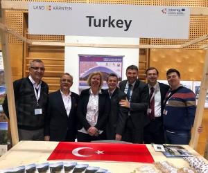 Başkanlar, Avusturya'da Türkiye'nin turizm elçisi oldu
