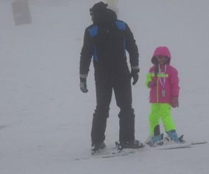 Uludağ'da kar yağması ile birlikte sezon uzadı
