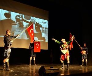 Nevruz Bayramına özel dans gösterisi