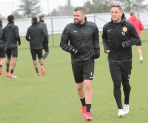 Eskişehirspor, Balıkesirspor'a hazırlanıyor
