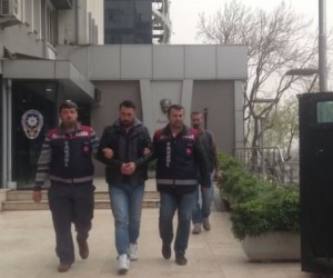 İnegöl'de takibe alındılar Bursa'da yakalandılar