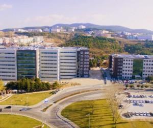 ÇOMÜ Hastanesinin yeni binası tanıtıldı