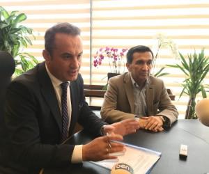 AK Parti Selçuk İlçe Başkanı Başterzi istifa etti