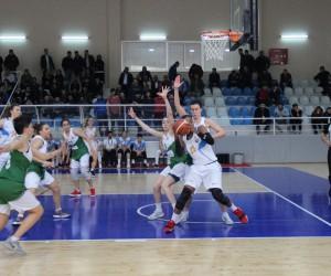 Bilyoner.com Kadınlar Basketbol Ligi: Elazığ İl Özel İdare: 63 - Urla Belediyesi: 60
