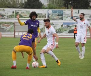 TFF 2. Lig: Hatayspor: 2 - Eyüpspor : 1