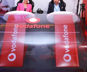 Ekonomi zirvesinde Vodafone standına büyük ilgi