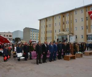 Ardahanlı öğrencilerden Afrin'deki Mehmetçiğe destek kermesi