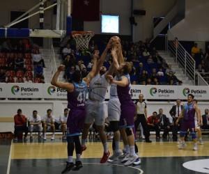Türkiye Basketbol Ligi: Petkim Spor: 87 - Afyon Belediyesi: 78