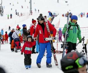 Krasnador kış turizminde yüzde 20'lik artış gösterdi