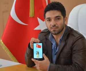 Mehmetçiğe destek veren esnafa, terör yandaşlarından tehdit