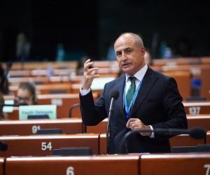 Başkan Akgün,  Strazburg'da Türkiye'yi temsil edecek