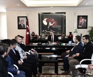 Mamaklı STK'lar Afrin için bir araya geldi