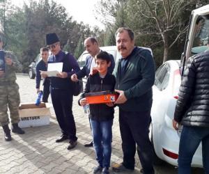 Midyat'ta öğrencilere mehteran kursu verildi