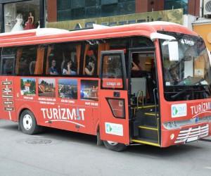 İzmit Belediyesi, turistler için otobüs kiralıyor