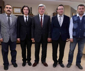 """Başkan Karaosmanoğlu: """"Daha yeşil bir Kocaeli için çalışıyoruz"""""""