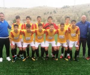 E.Yeni Malatyaspor U14 takımı, Türkiye şampiyonasına katılma hakkı kazandı
