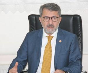 İnsan Haklarını İnceleme Komisyonu Başkanı ve AK Parti Elazığ Milletvekili Ömer Serdar: