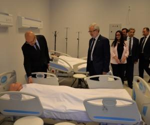 Başbakan Yardımcısı Şimşek, Sağlık Bilimleri Fakültesi'nin açılışını yaptı