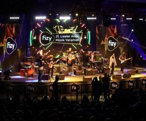 fizy Liseler Arası Müzik Yarışması'nda eleme heyecanı başladı
