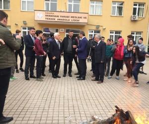 Serdivan'da Nevruz coşkusu