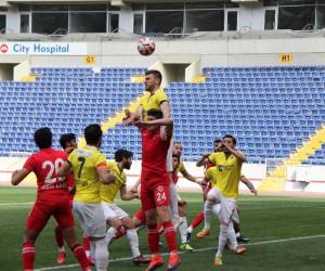 TFF 2. Lig: Mersin İdmanyurdu: 1 - Menemen Belediyespor: 3