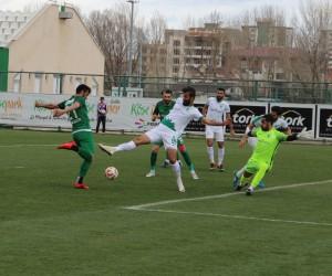 TFF 2.Lig: Sivas Belediyespor: 1- Bodrum Belediyespor: 2
