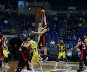 Tahincioğlu Basketbol Süper Ligi: Fenerbahçe Doğuş:79 - Eskişehir Basket:69