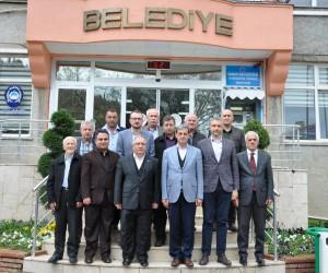 Vali Ahmet Hamdi Nayir Simav ilçesini ziyaret etti
