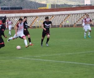 TFF 2. Lig: Tokatspor: 1 - Etimesgut Belediyespor: 2