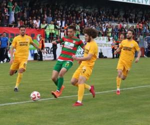 TFF 2. Lig: Amed Sportif Faaliyetler: 0 - Sancaktepe Belediyespor: 2