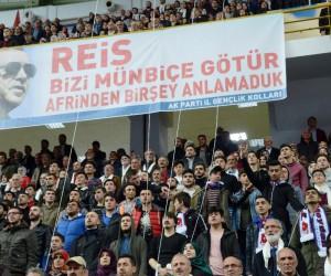 Cumhurbaşkanı Erdoğan Trabzon'da...(3)