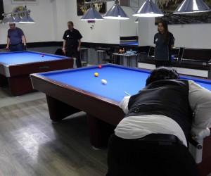 Kuşadası'nda 3 bant bilardo turnuvası düzenleniyor