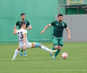 TFF 3. Lig 1. Grup: Manisa BBSK: 1- Bayburt Grup Özel İdare: 0