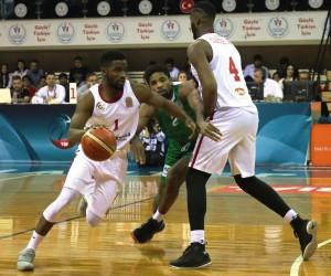 Tahincioğlu Basketbol Süper Ligi: Gaziantep Basketbol: 79 - Yeşilgiresun Belediyespor: 78