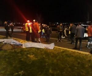 Otomobil ve ambulans çarpıştı: 5 ölü 2 yaralı