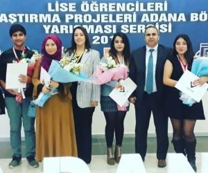 Salbaş Anadolu Lisesi, 2 proje ile finalde