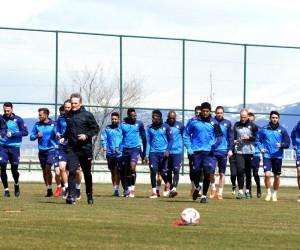 BB. Erzurum'da Ümraniyespor maçı hazırlıkları