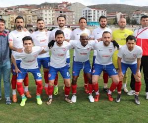 1.Amatör Lig Play-off yarı final ilk maçları oynandı