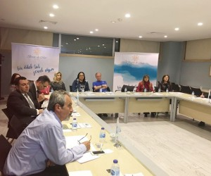 Breeze de Mar Orlando Gayrimenkul Projesi Adana'da yatırımcılarla buluştu