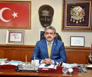 Başkan Alıcık, Yazıcıoğlu'nu ölüm yıldönümünde andı