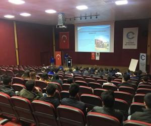 Van'da 'Sualtı Arama Kurtarma' semineri